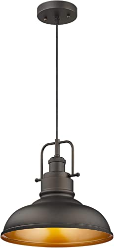 Zeyu Farmhouse Pendant Light