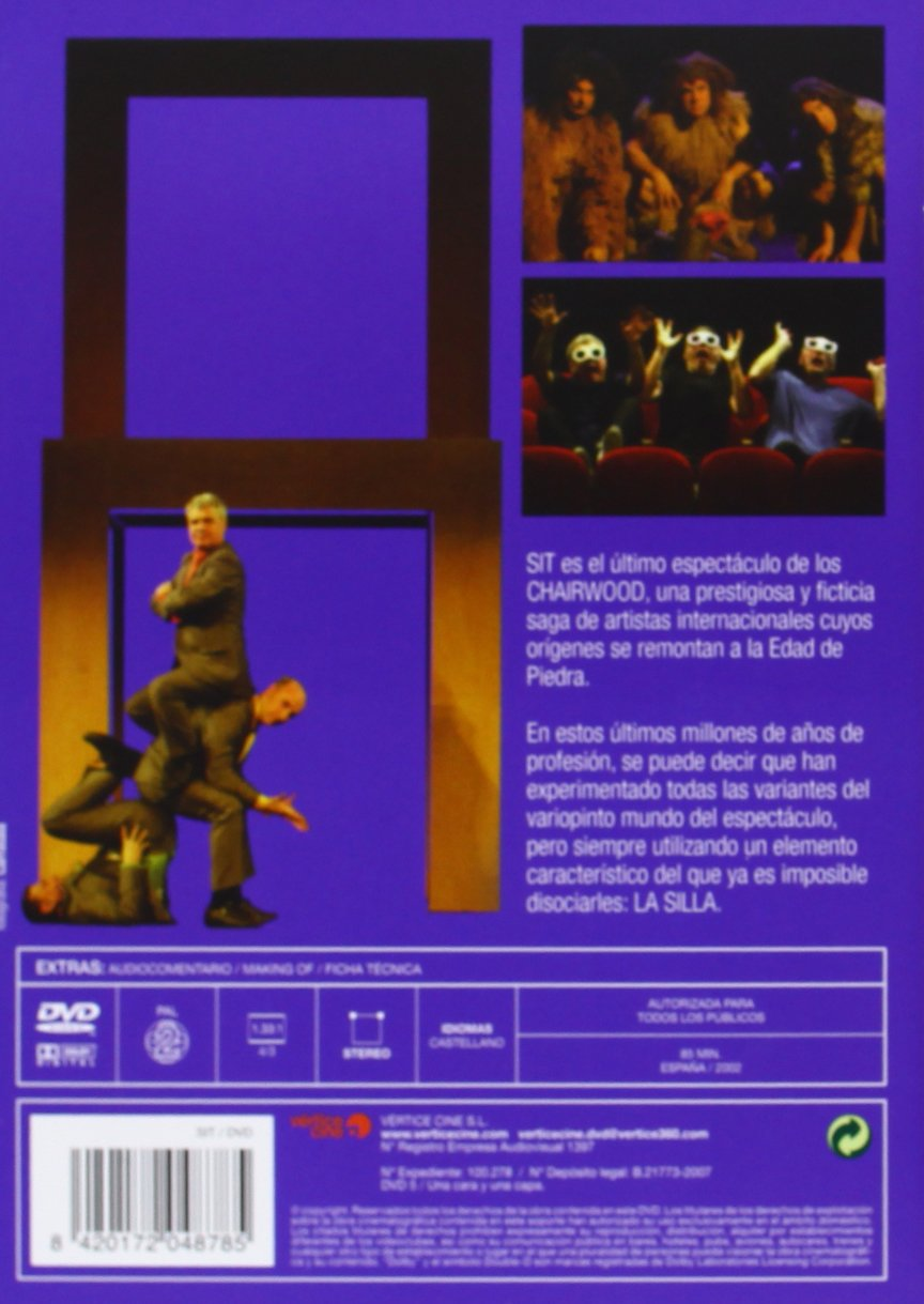 Amazon.com: Tricicle Sit (Import Movie) (European Format - Zone 2) (2007) Joan Gracia; Paco Mir; Carles Sans; Varios: Movies & TV