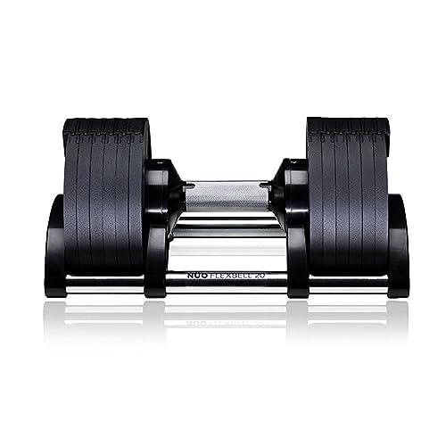 東急スポーツオアシス FLEXBELL 20kg(2個セット)可変式ダンベル