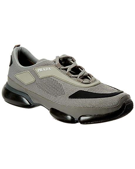 Prada Zapatillas Deportivas Hombre Grigio: Amazon.es: Zapatos y complementos