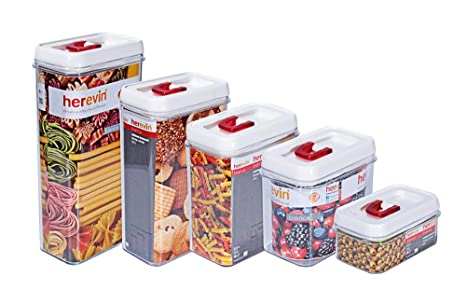 all kitchen boxes plastic