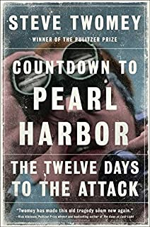 Book Cover: Countdown to Pearl Harbor: The Twelve Days to the Attack