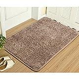 Door Mat Kitchen Rugs Front Door Mat Entrance Mat Indoor Outdoor Welcome Mat with Non-Slip Backing Home Decor Carpet - 27.16'' x 17.5''