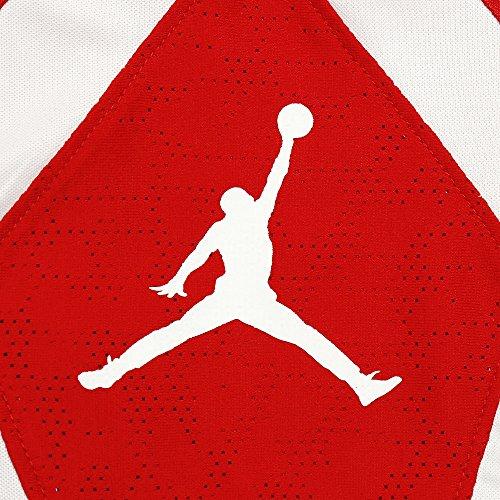 Nike Womens Tempo Corto Rosso / Bianco