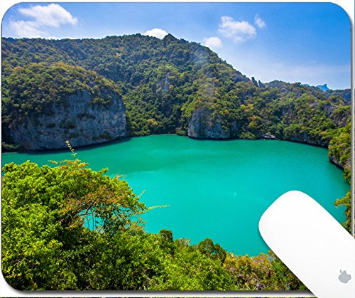 Escape Thong - Luxlady Gaming Mousepad 9.25in X 7.25in IMAGE: 34702616 Ang Thong National Marine Park