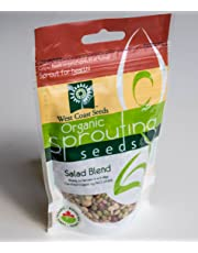 Sprouting Seeds - Salad Blend Certified Organic