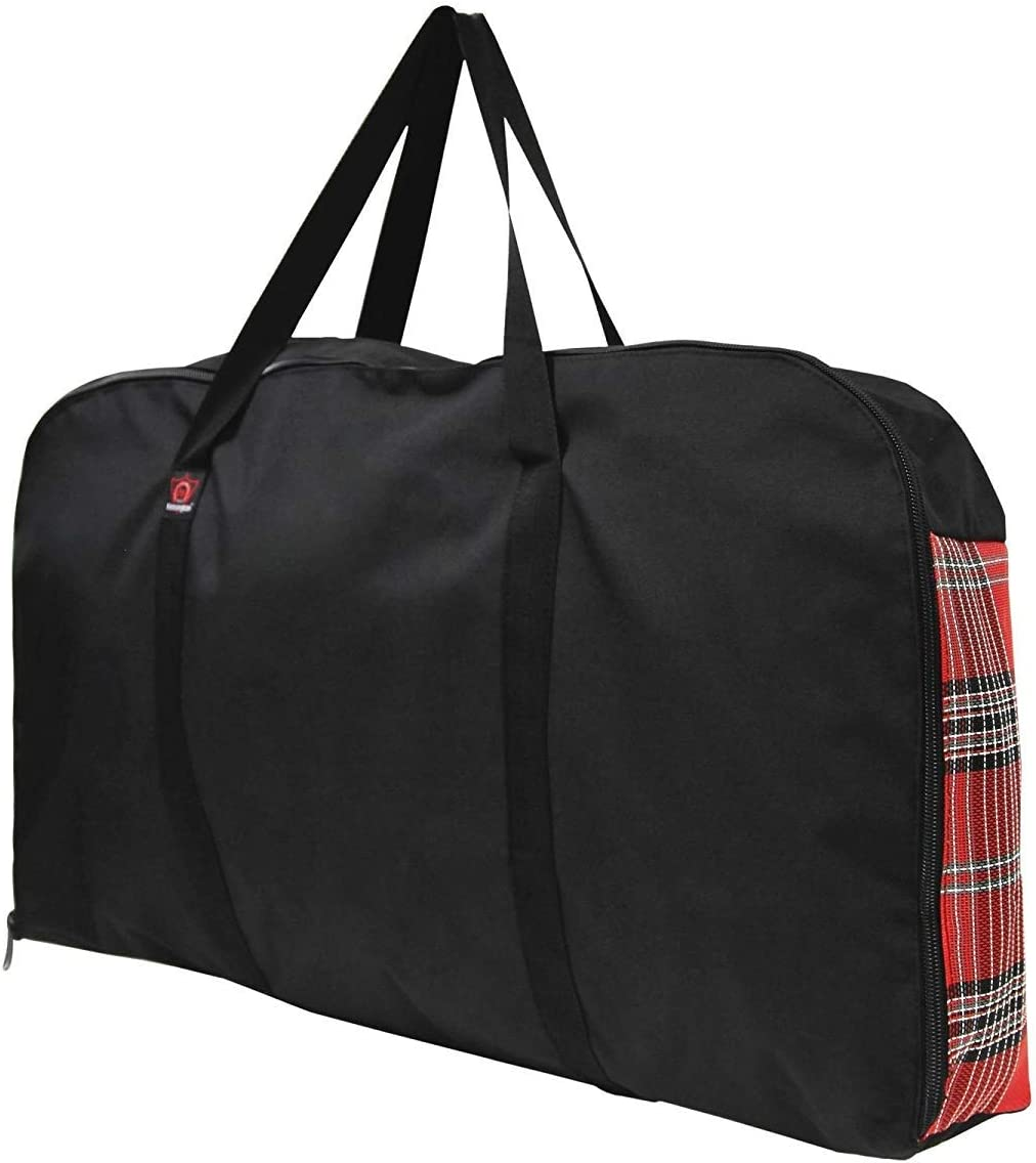 """Western All-Around Carry Bag by Kensington /— 20/""""L x 34/""""w x 5/""""D Nylon Carry Bag with Textilene Mesh for Breathability /— Water-Resistant and Mildew-Proof"""