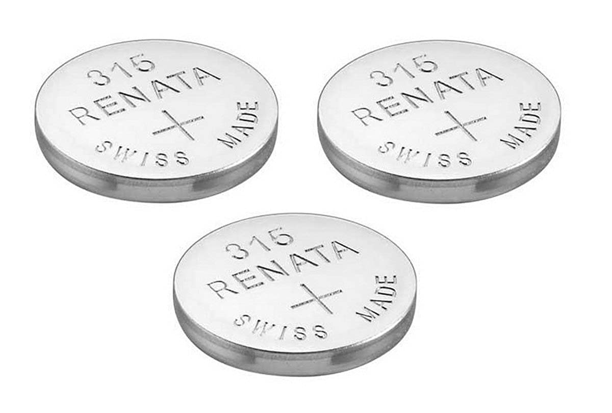 5 x Sony 315 SR716SW Silberoxid 1,55V Knopfzelle Neu UhrenBatterien