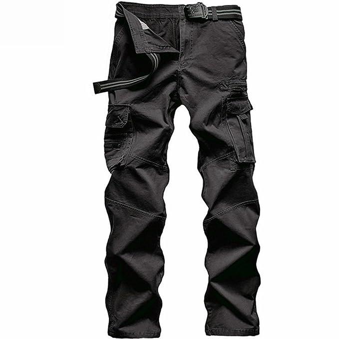 release date: recognized brands quite nice DRF Men's Cargo Trousers Work Wear Zip Pockets TW20