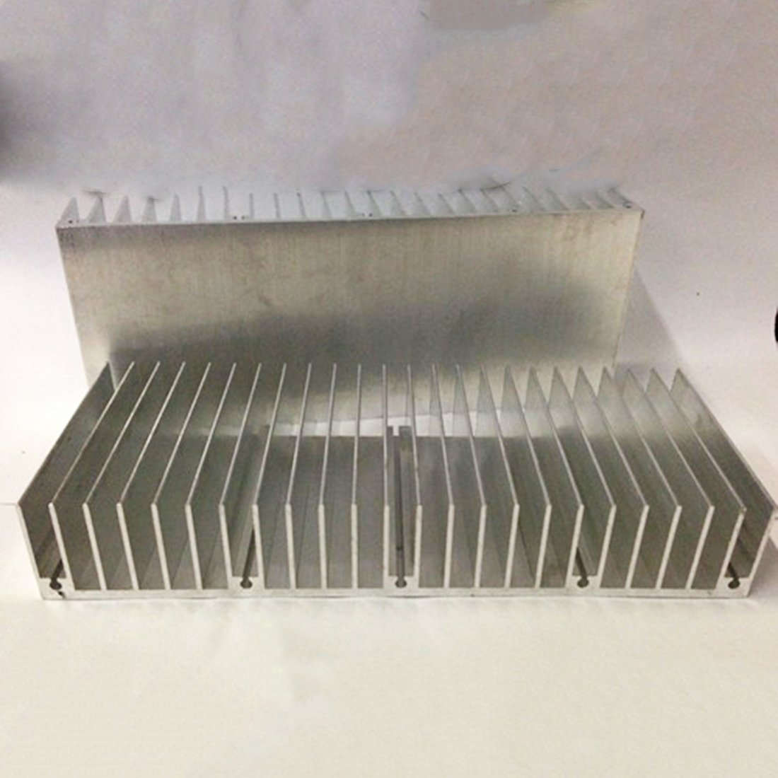uxcell Aluminum Heatsink Cooling Fin 150mmx60mmx25mm for Power Amplifier by uxcell (Image #5)