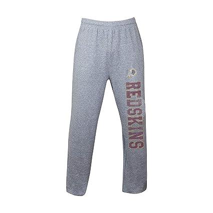 714be720f5de18 Image Unavailable. Image not available for. Color: NFL Team Apparel Washington  Redskins Men's Large Sleep Pajamas Pants ...
