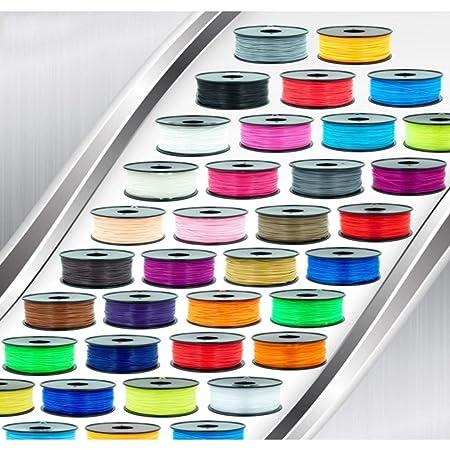 FENGXONG 30 colores!PLA 3D filamento impresión impresora 3D ...