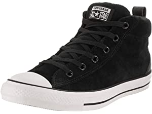 Unisex Black Erwachsene Hi Converse Fitnessschuhe Street Ct High EDI9WH2