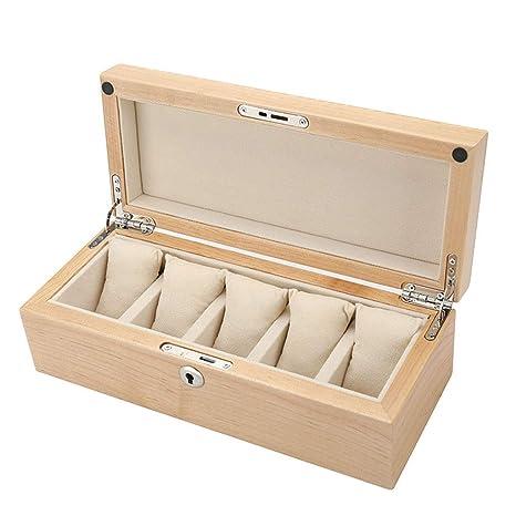 0LL 5 Compartimentos para Coleccion y Almacenamiento Estuche ...