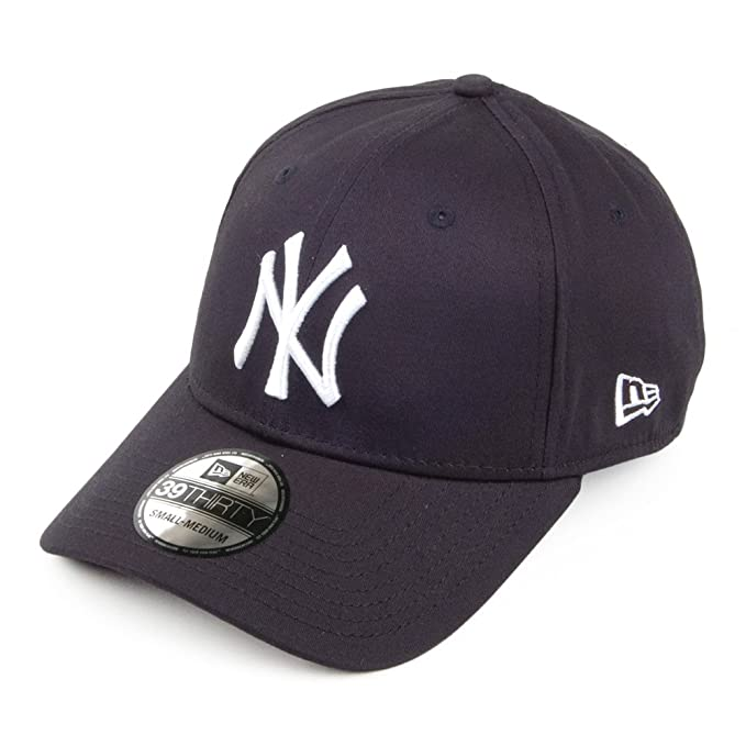 Gorra béisbol 39THIRTY Basic New York Yankees de New Era - Azul ...