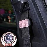 Alusbell Seatbelt Adjuster Car Auto Shoulder Neck