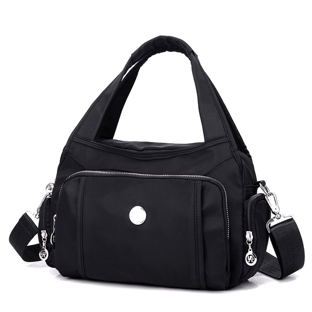 Collsants Crossbody Bag for Women Tote Shoulder Handbag Everyday Purse Lightweight Nylon Water Resistant