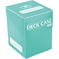 Ultimate Guard UGD010300 Deck Case 100 Plus, Standard Size, Turquoise