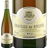 1962年 ワイン シャトー・デュ・ブルイユ / コトー・デュ・レイヨン 750ml [正規輸入品]
