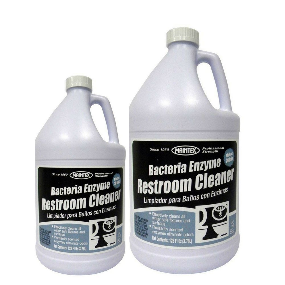 Amazon.com: Maintex 1 Gal. Bacteria and Enzyme Restroom ...