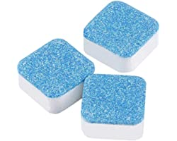 Powerful Washing Machine Cleaner, 3-Tablets, BigbigHouse