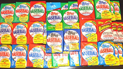 VINTAGE TOPPS BASEBALL CARDS SEALED