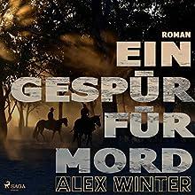 Ein Gespür für Mord (Daryl Simmons 1) Hörbuch von Alex Winter Gesprochen von: Jürgen Triebel