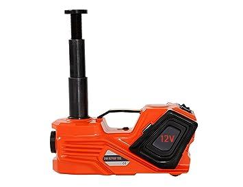 YASI MFG 3500 KG - Gato hidráulico Eléctrico para Reparación de Coches, Furgonetas o Camiones (15,5-45 cm): Amazon.es: Coche y moto