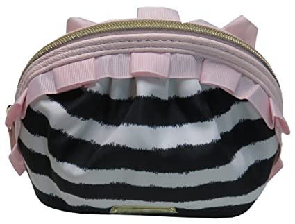 b76d775bd Buy Betsey Johnson Women's Mini Ruffle Cosmetic Bag Online at Low Prices in  India - Amazon.in