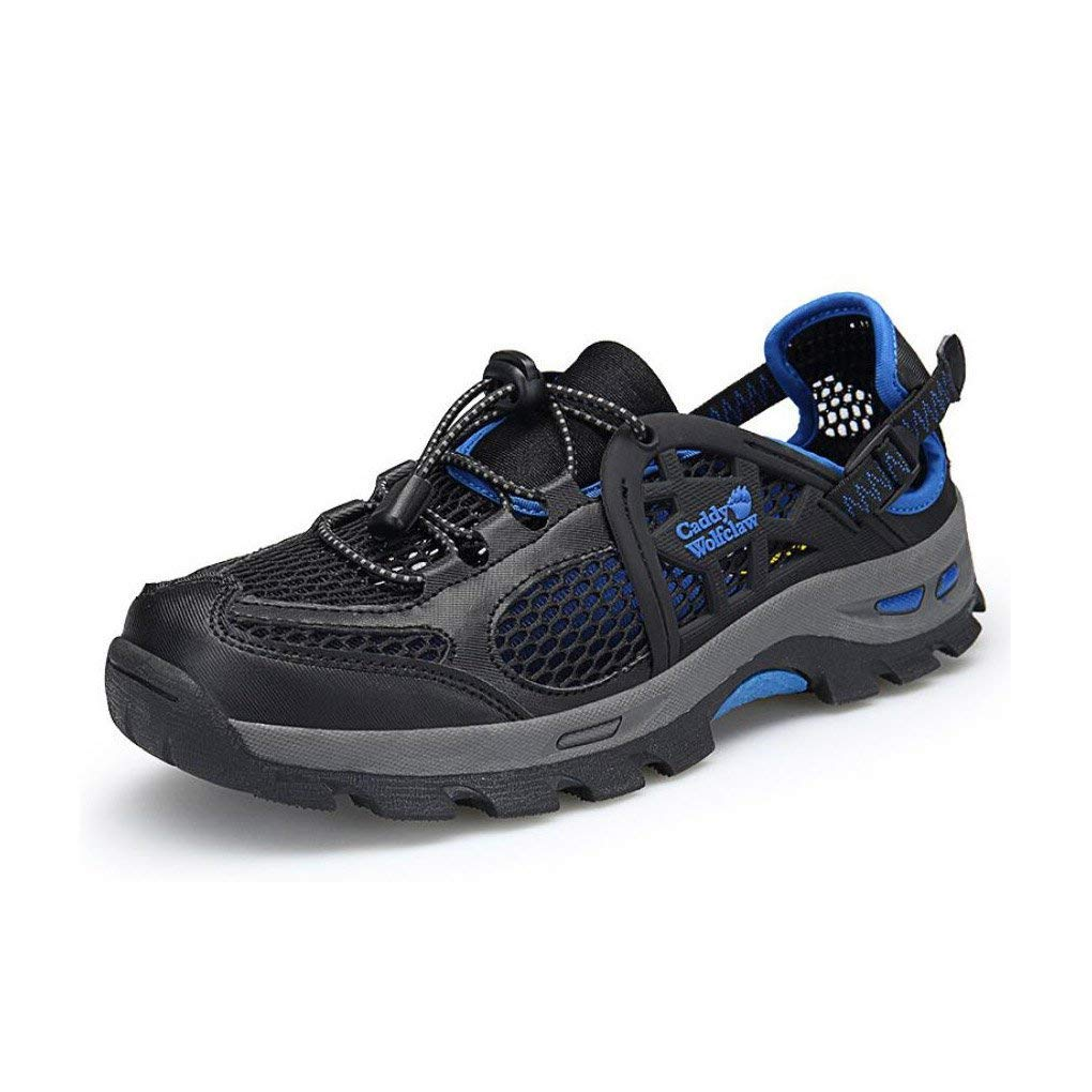 Chaussures de marche pour homme, Running Running Trekking Chaussure de montagne Baskets de plein air super respirantes Chaussure de montagne en maille, Chaussures d'escalade, Escalade, Voyage,