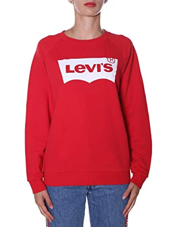 Levis Relaxed Graphic Crew, Sudadera para Mujer