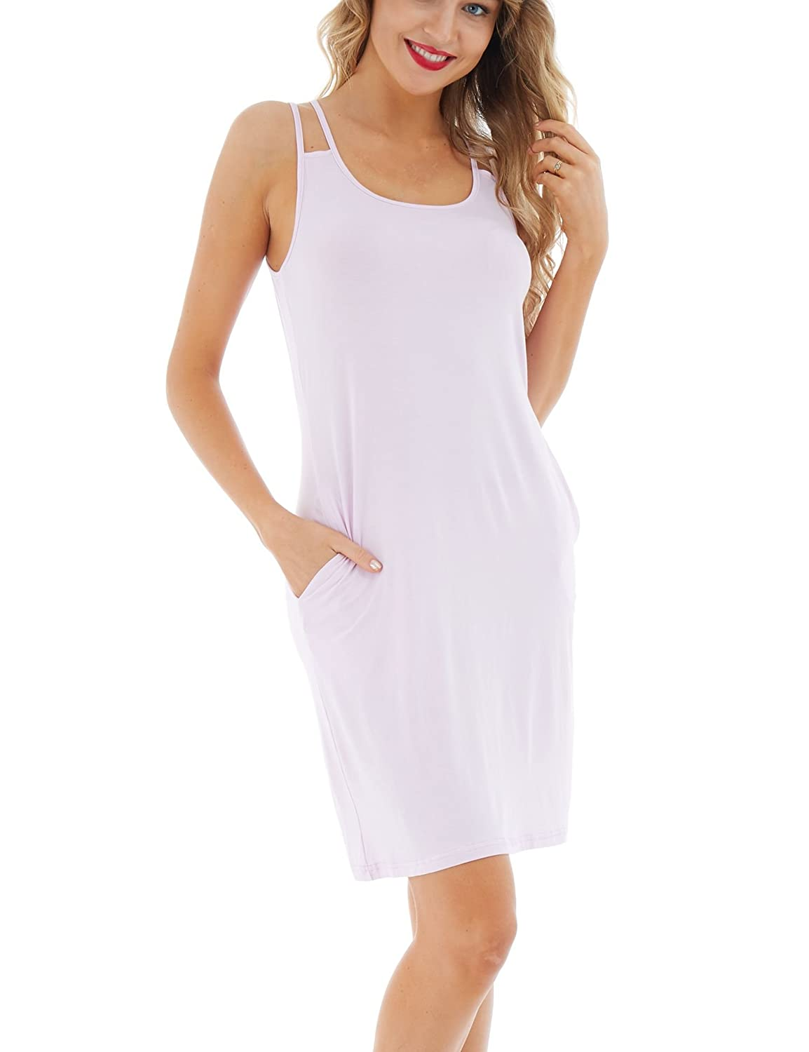 Top 10 wholesale Sleeveless Nightgowns - Chinabrands.com 83d4ba385