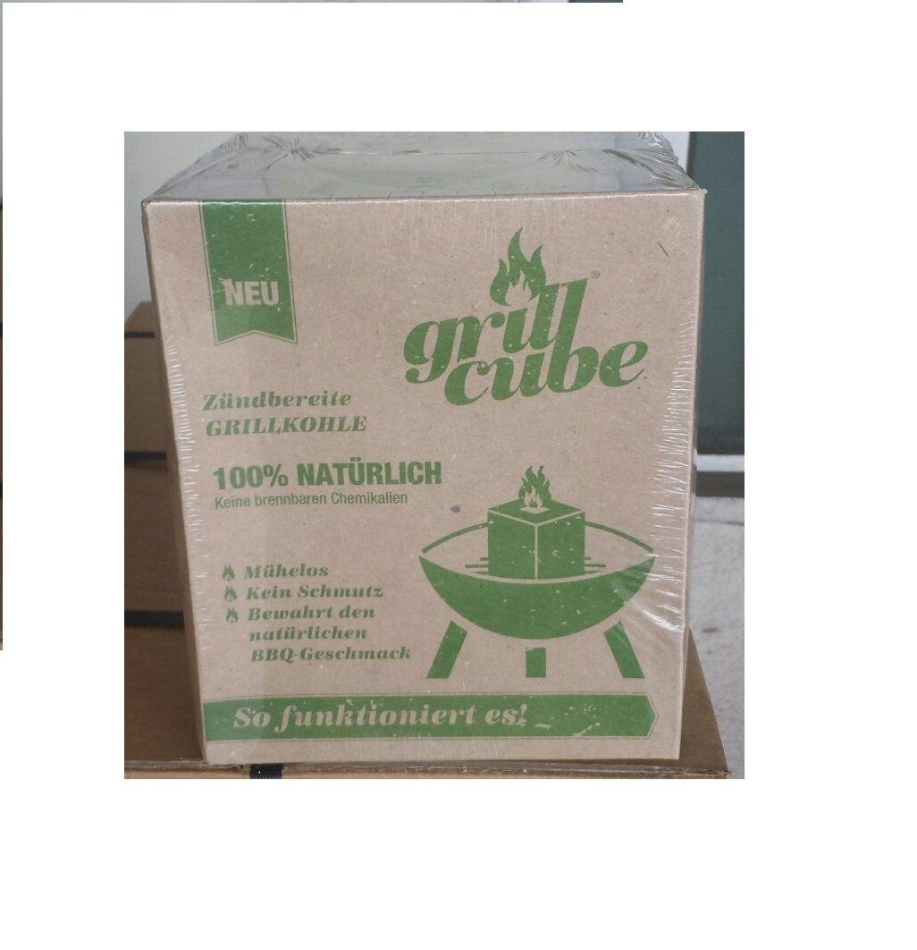 3 x Grillcubes in 10-15min grillbereit keine Anzünder erforderlich Einweggrill Ökoeinweggrill GrillseasonOÜ