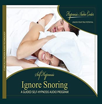 Download PDF Ignore Snoring (Hypnosis & Subliminal)