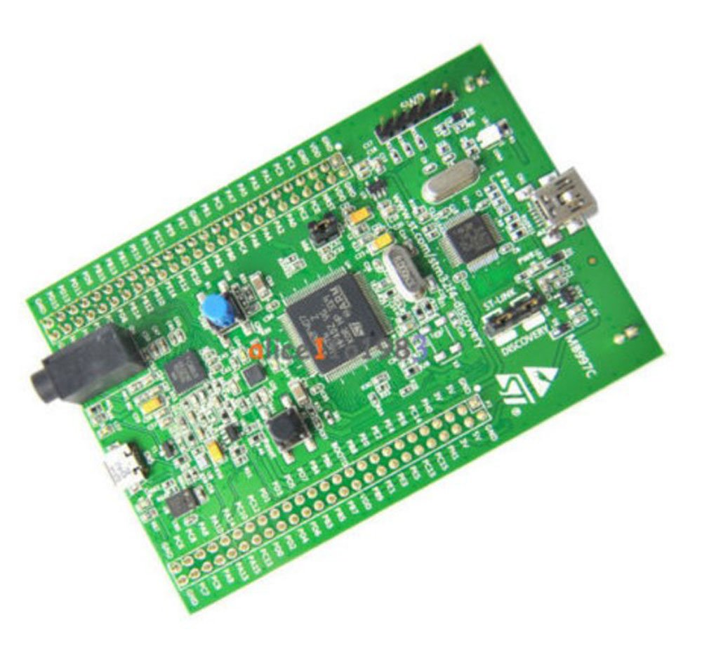 NEW Stm32f4 Discovery Stm32f407 Cortex-m4 Development Board ST-link