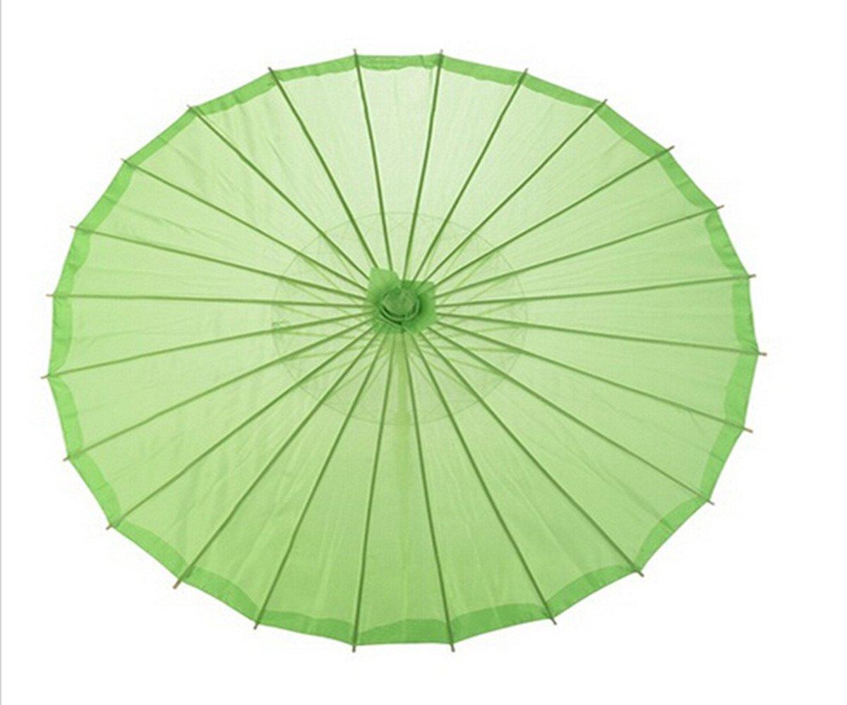 5Five asiatique japonais chinois Parapluie Huile papier solide color/é Parapluie 1 PC