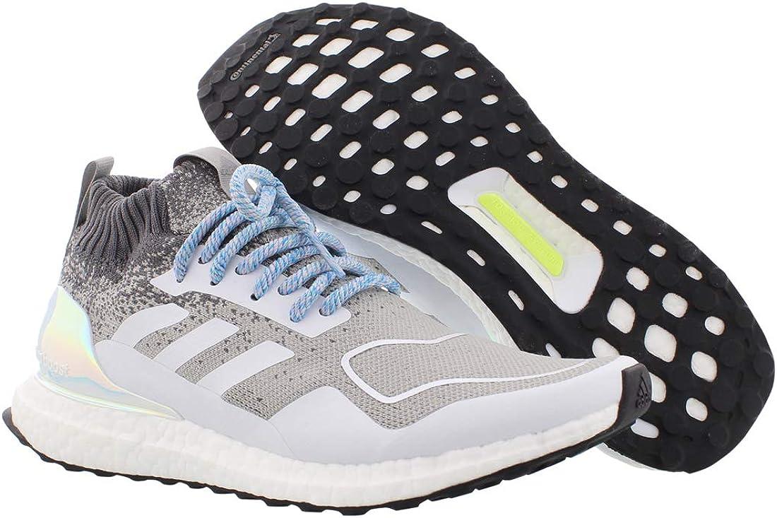 adidas Running Ultraboost Mid Light Granite/Light Granite/Silver Metallic 11.5 Light Granite Light Granite Silver Metallic