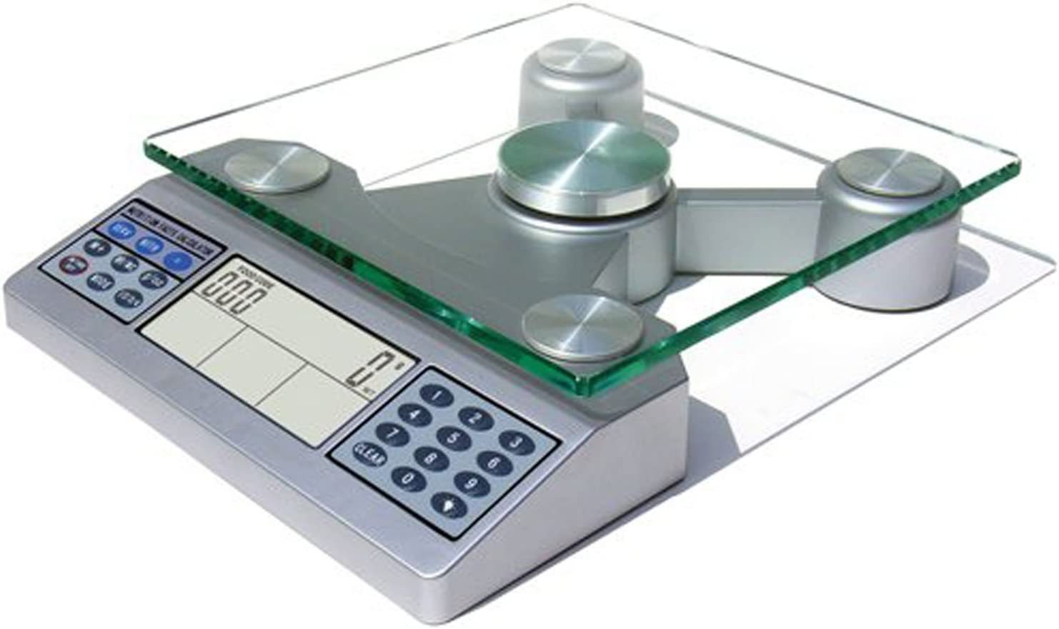 EatSmart Digital Food Scale