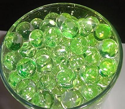 Water growing gel beads Centerpiece Vase Fillers Lemon Lime Water Beads