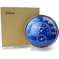 Heaviesk 3 en 1 Funciones mecánico altímetro termómetro