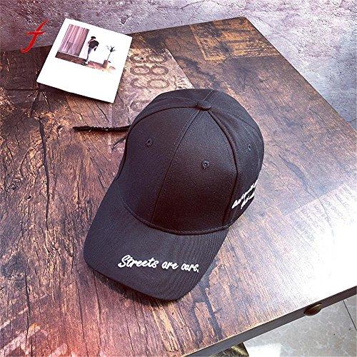 Hombres llegan de nuevos Gorra béisbol Hip Gorra de Snapback Flat Carta Hop Hat Mujeres Unisex Gorra calidad Snapback SLGJ X5FYqw8x5