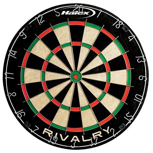 Halex Rivalry Bristle Dartboard (Regent Dartboard)