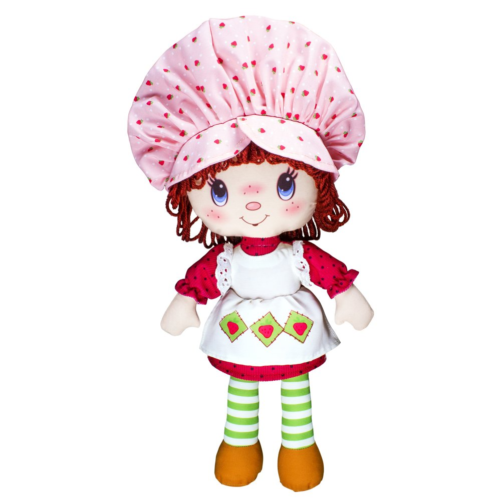 Strawberry Shortcake Classic Soft Doll