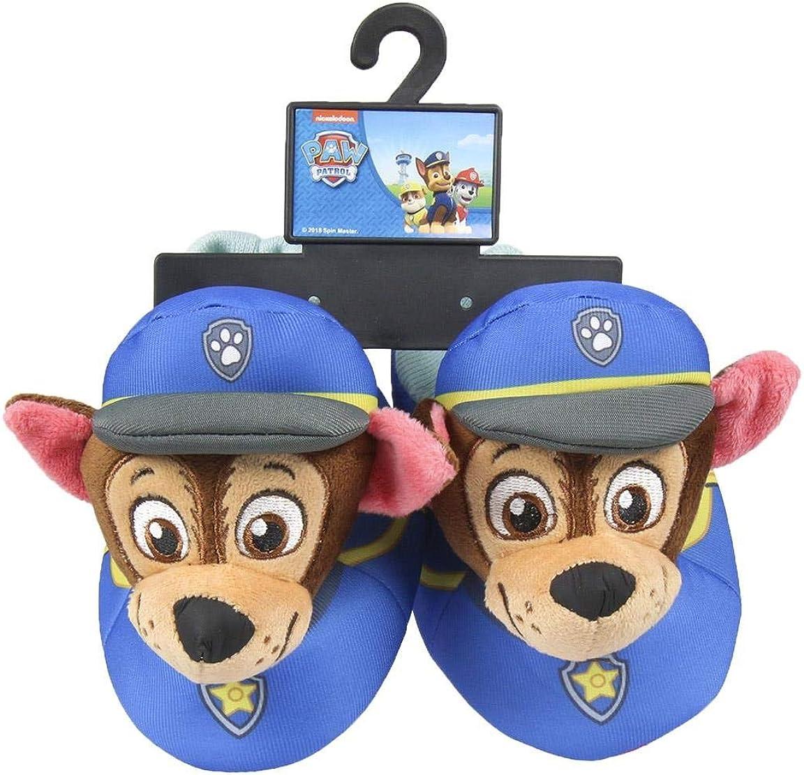Chaussons gar/çon Cerd/á Zapatillas de CASA 3D Paw Patrol Chase