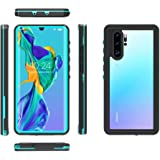 Redpepper 360 Full Protection Waterproof Shockproof Protection Phone Case For Huawei P30 Pro Diving Swimming aquatics…
