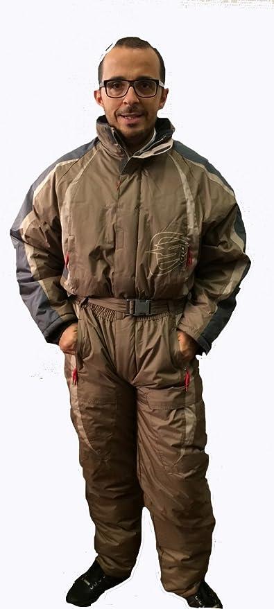 Peak Mountain - traje de esquiar hombre CETERLACK-topo-XL: Amazon ...