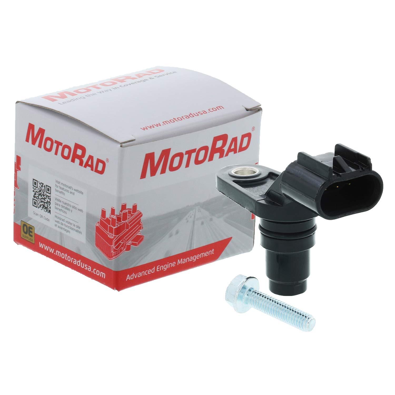 MotoRad 1CS108 Camshaft Sensor Cobalt Fits select Buick LaCrosse Verano Vue Equinox Solstice; Saturn Aura Regal G6 Malibu; GMC Terrain; Pontiac G5