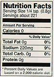 McCormick Culinary Garlic Salt,6.25 Ounce