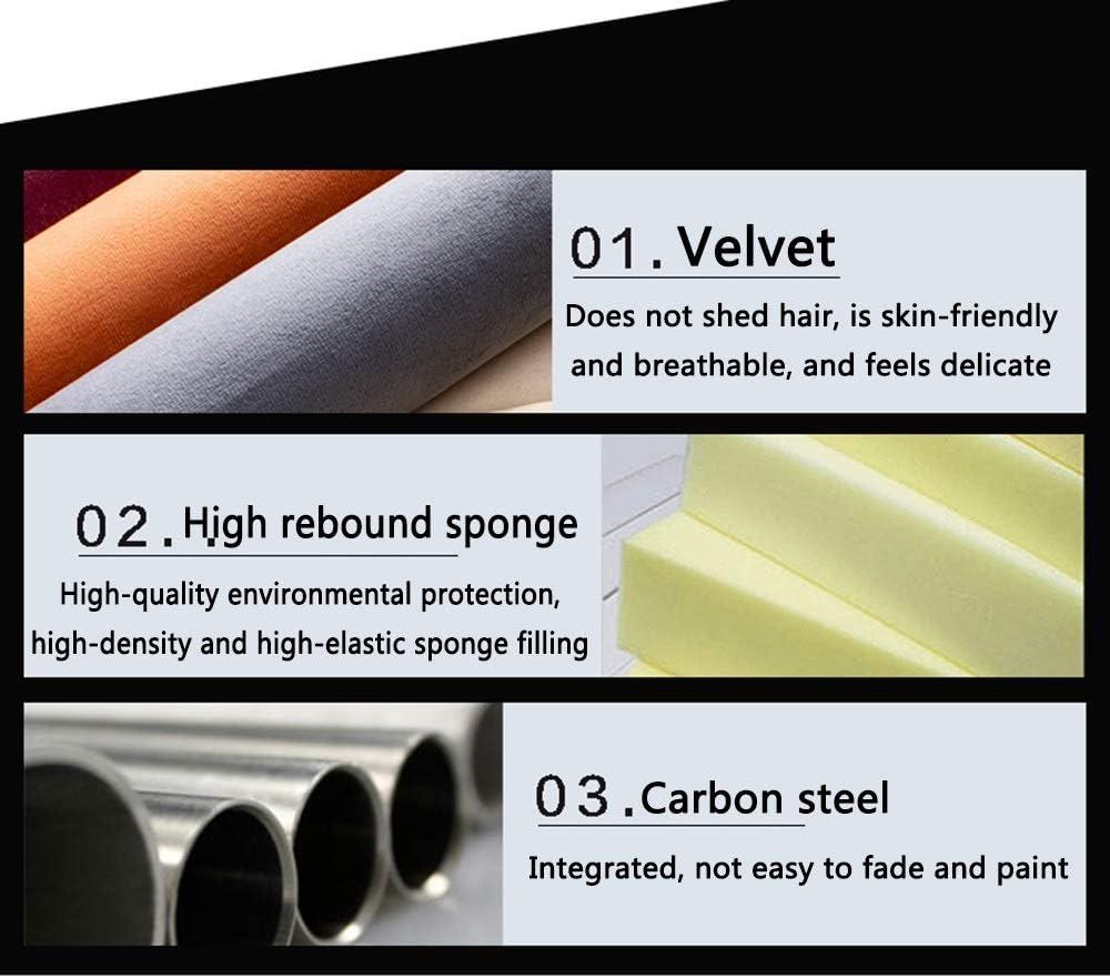 Axdwfd Barkruk, barstoel, metaal, hoge recept, barkruk, start, softbag design, creatieve bar stoel blauw