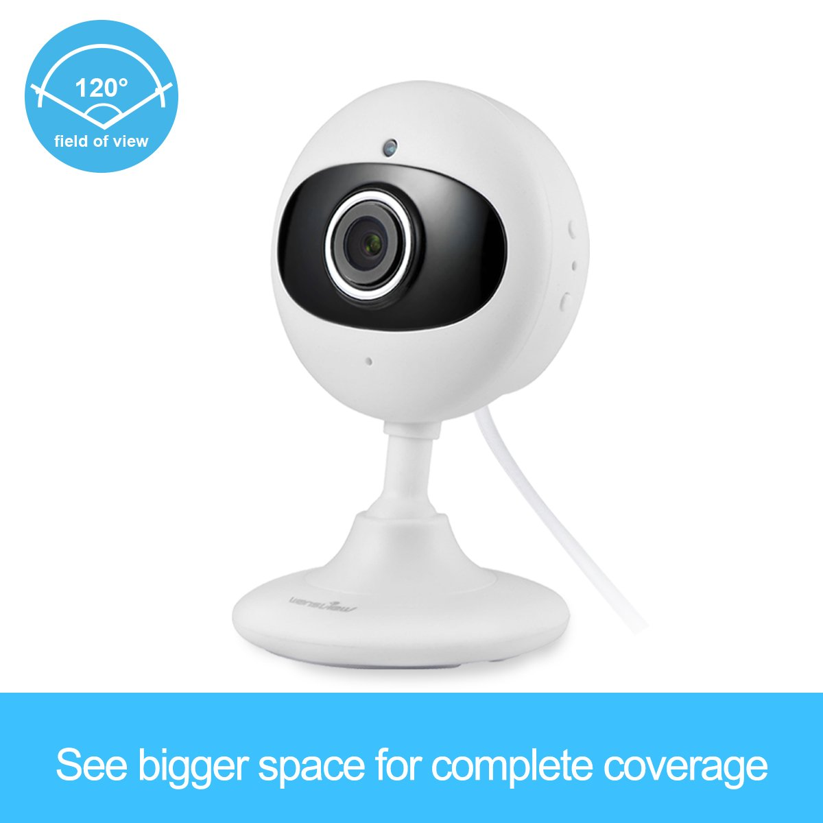 Details about Wansview Wireless Home Camera, 1080P WiFi Security Indoor IP  Camera for Baby
